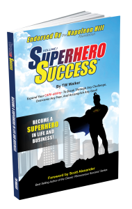 Superhero Success Book